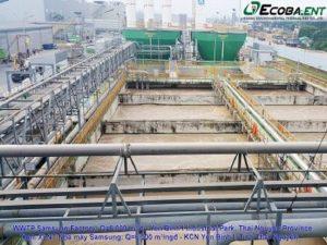 <p>Samsung 6000 Waste Water Treatment Plant</p>