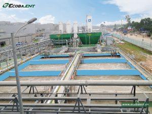 <p>Trạm xử lý nước thải Samsung 6000</p>