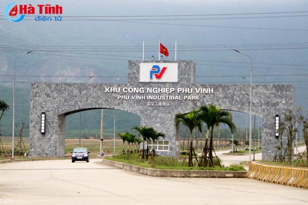Nhà máy xử lý nước cấp KCN Phú Vinh