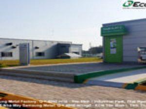 <p>Trạm xử lý nước thải Samsung Metal</p>