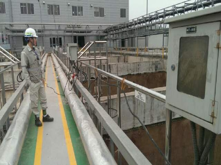 Trạm xử lý nước thải Samsung 6000