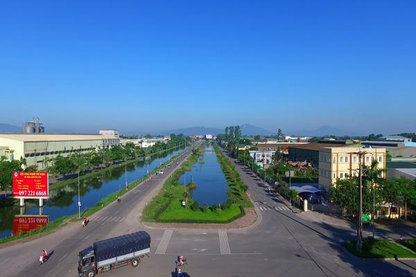 Nhà máy xử lý nước thải C.P Phú Nghĩa