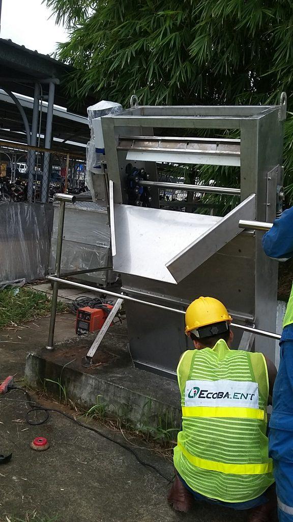 Nhà máy xử lý nước thải Suntory Pepsico Việt Nam tại tỉnh Bắc Ninh