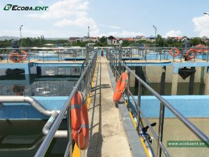 <p>Then centralized wastewater treatment plant for VSIP Hai Duong Industrial park</p>