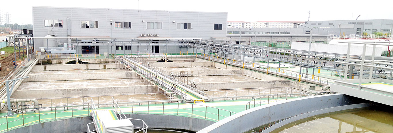 Samsung 6000 Waste Water Treatment Plant