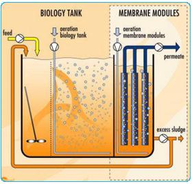 Công nghệ xử lý sinh học màng