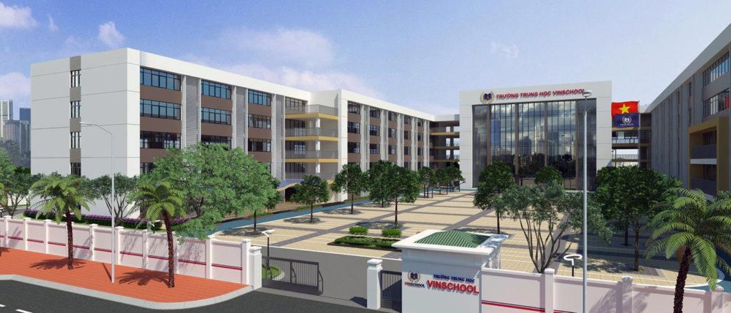 Vinschool - T37 Building