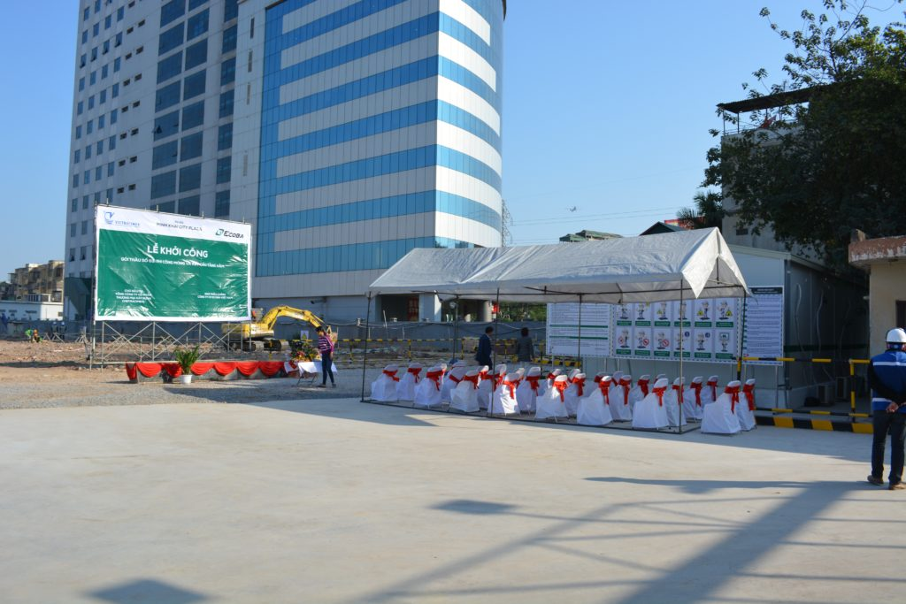 Minh Khai City Plaza