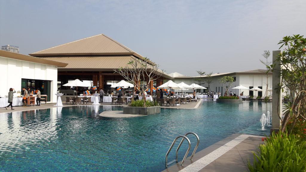 Khu Tiện Ích The Park City Club Hà Nội