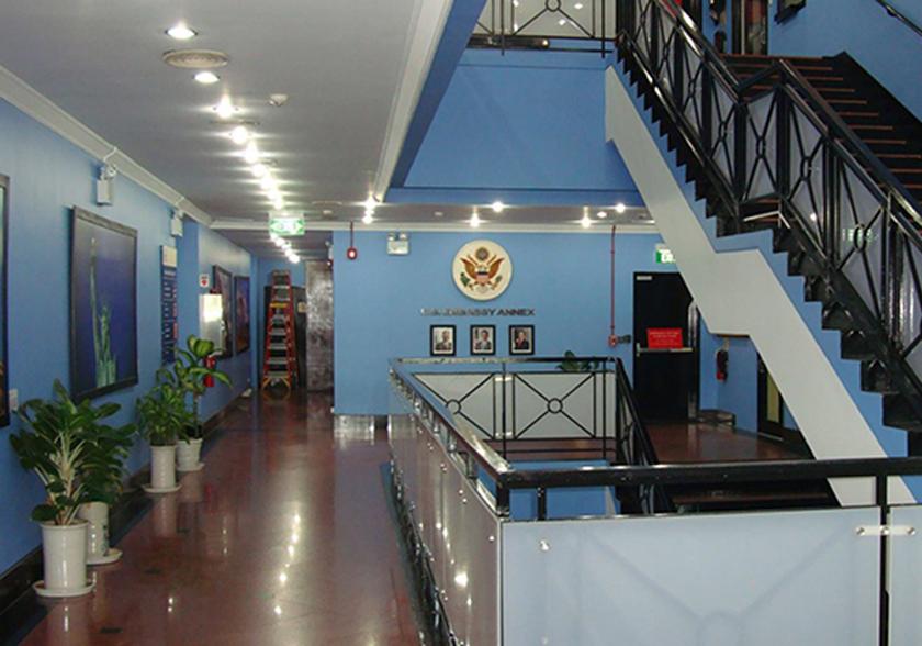 Tòa Nhà Đại Sứ Quán Mỹ