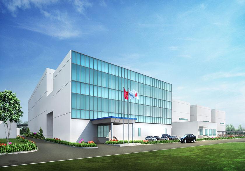 Nhà Máy Nipro Pharma
