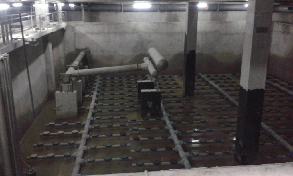 Trạm xử lý nước thải Vinhomes Times City Park Hill 2
