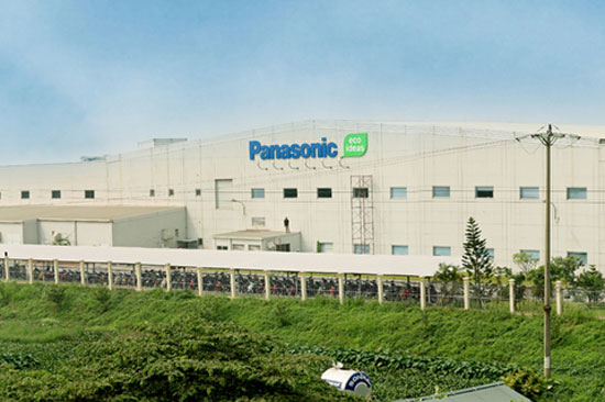 Trạm xử lý nước thải Trạm Panasonic ECO