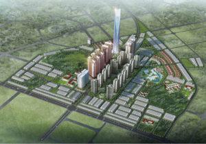 <p>Van Phu Urban Area Waste Water Treatment Plant</p>