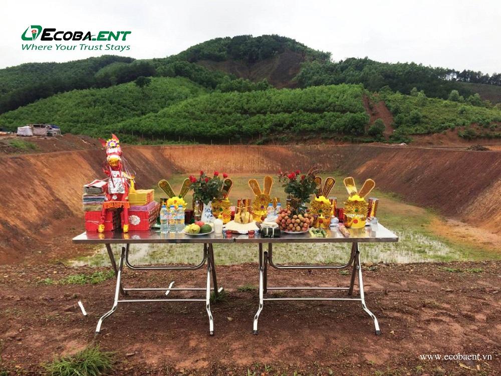 Trạm xử lý nước thải và Biogas Trang trại chăn nuôi Hòa Phát Bắc Giang