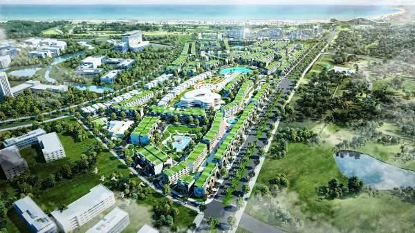 Trạm xử lý nước thải dự án FLC SeaTower Quy Nhơn