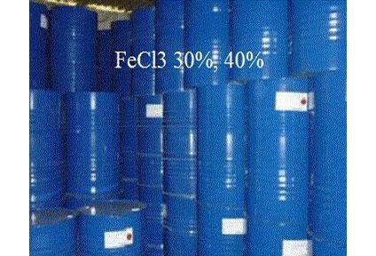 Iron (III) chloride FeCl3