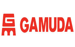 <p>Gamuda</p>