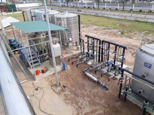 <p>Cung cấp và lắp đặt hệ thống lọc &#8211; Nhà máy Suntory Pepsico Bắc Ninh</p>