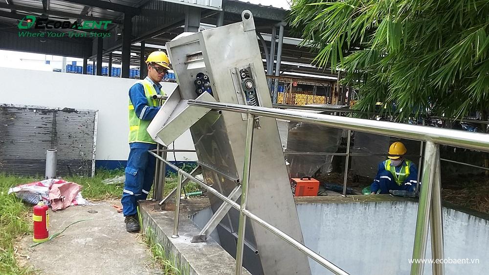 Cung cấp và lắp đặt hệ thống lọc - Nhà máy Suntory Pepsico Bắc Ninh
