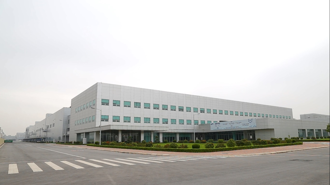 Dự án mở rộng phòng sạch khu sản xuất máy ảnh