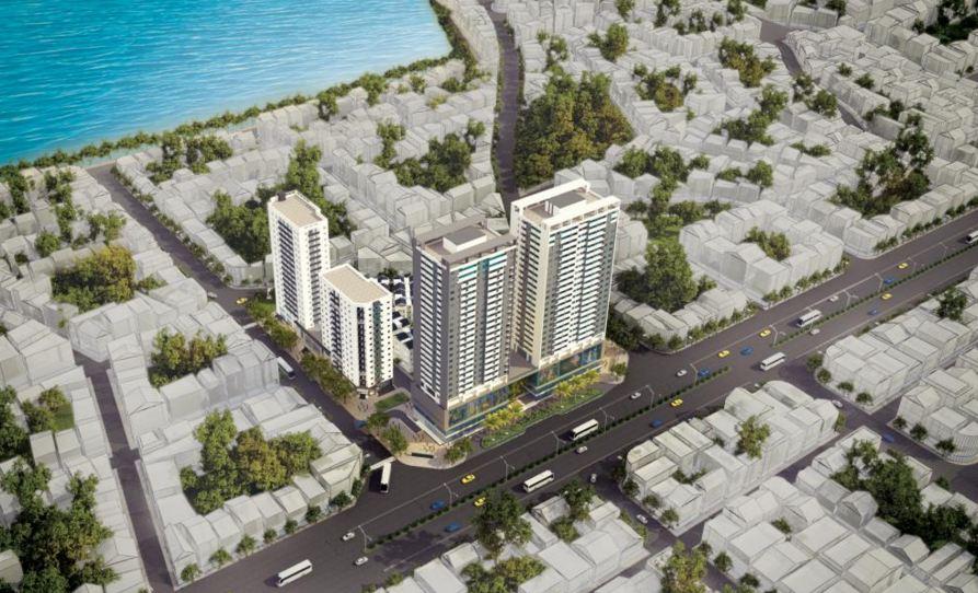 Trạm XLNT sinh hoạt & đô thị thuộc dự án Metropolis