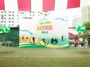 Hội thao Ecoba năm 2018