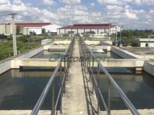 <p>Nhà máy xử lý nước sạch KCN Yên Mỹ II</p>