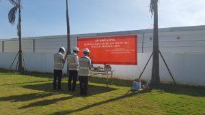 Trạm xử lý nước thải sinh hoạt nhà máy JH Vina
