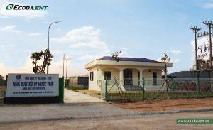 Video toàn cảnh nhà máy xử lý nước thải KCN Đông Mai, Quảng Ninh