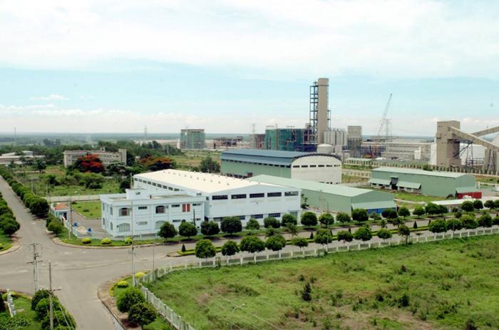 Nhà máy xử lý Nước thải KCN Tiền Phong