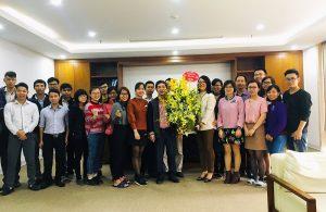 EcobaENT congratulates the General Director's birthday