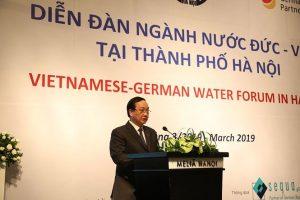 Diễn đàn ngành nước Đức – Việt tại thành phố Hà Nội