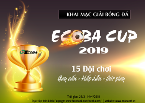 ECOBA sports year & Opening ECOBA CUP