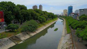 Nước thải đô thị: Cơn lũ ngầm của Hà Nội