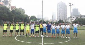 ECOBA CUP: Cơn mưa bàn thắng và cuộc gặp không hẹn trước ENT1 & ENT2 tại vòng tứ kết