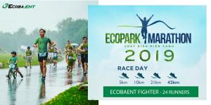 Ecopark Marathon 2019 – 24 EcobaENT runners sẵn sàng tham gia tranh tài