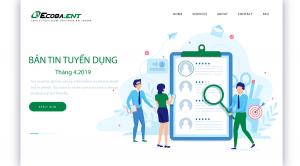 Bản tin tuyển dụng Tháng 4/2019