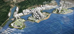 "Ecoba ENT won the tender package ""Wastewater treatment in Peninsula 2, Hung Thang Urban Area, Quang Ninh province"