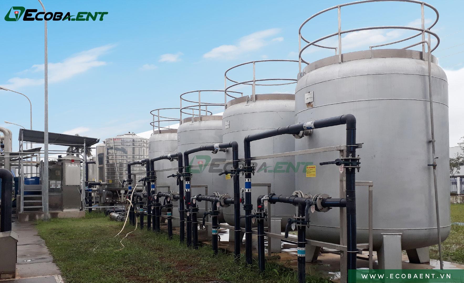 Bảo trì Trạm XLNT Pepsico - Bắc Ninh