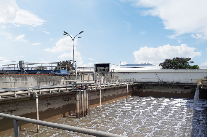 Que Vo IP – Waste Water Treatment System Maintenance