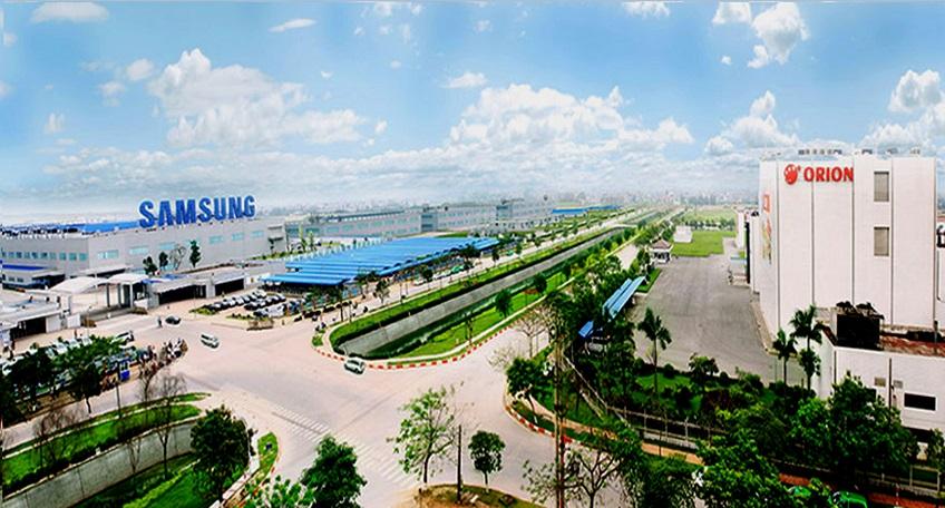 Bảo trì và nâng cấp Trạm XLNT Nhà máy Orion Bắc Ninh