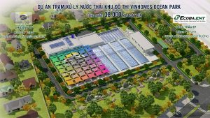 Ecoba ENT won a big tender package in ocean city in the heart of Hanoi