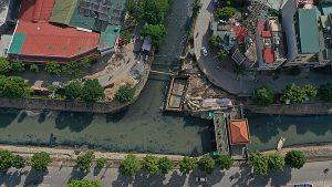 Hà Nội ngày càng ô nhiễm 'vì không gom được nước thải'