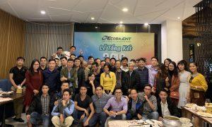 Tổng kết 2019 – Bữa tiệc gia đình Ecoba ENT