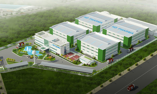 The centralized wastewater treatment plant for Tien Son Industrial Park Phase 3