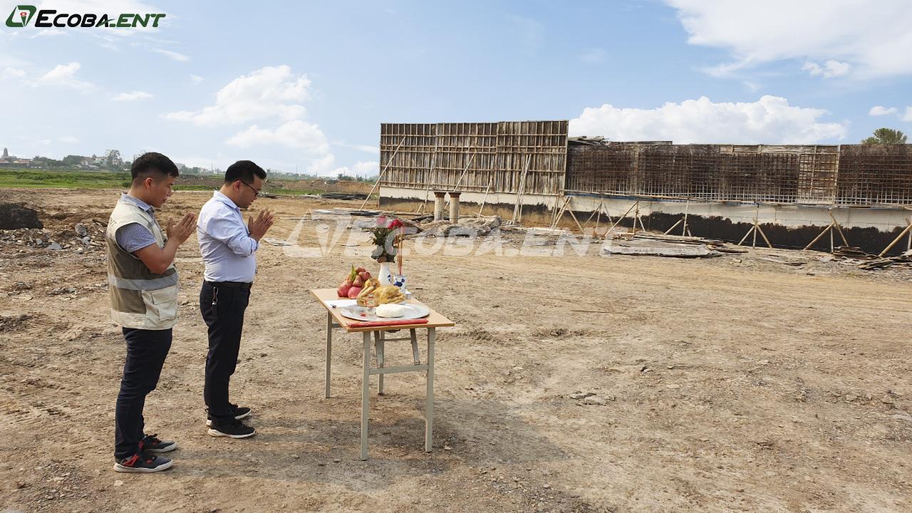 Trạm xử lý nước thải CCN Khánh Thượng