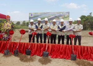 Chính thức khởi công trạm xử lý nước thải giai đoạn 3 KCN Tiên Sơn nâng tổng công suất lên 8.000 m3/ngày đêm