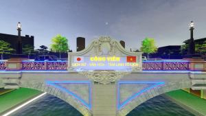"""Mô hình """"Công viên Lịch sử-Văn hóa-Tâm linh Tô Lịch"""" cải tạo từ sông Tô Lịch"""
