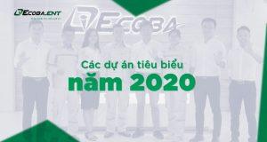 Tổng kết các dự án trúng thầu năm 2020